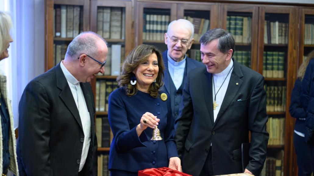 Maria Elisabetta Alberti Casellati, Presidente del Senato